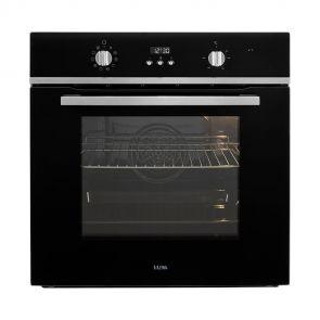 Etna OM270ZT inbouw oven met turbo hetelucht en easy clean emaille