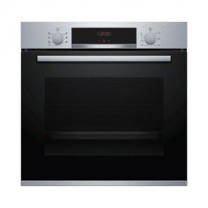 Bosch HBA513BS1 inbouw oven 60 cm hoog met hetelucht