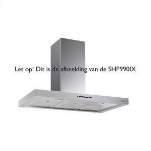 Boretti SHP1090IX wandschouw afzuigkap 100 cm breed