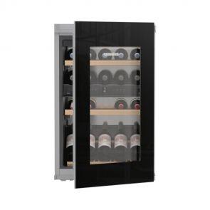 Liebherr EWTgb1683-20 inbouw wijnkoeler met 2 temperatuurzones en beukenhouten telescopische plateaus