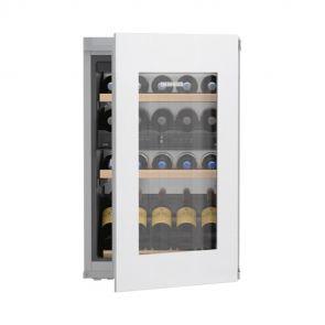 Liebherr EWTgw1683-20 inbouw wijnkoeler met 2 temperatuurzones en trillingsvrije compressor