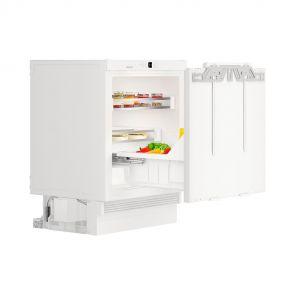 Liebherr UIKo1550-20 onderbouw koelkast restant model met uittrekbare koelwagen en uittrekbare glasplateaus