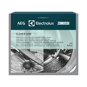 AEG/ Zanussi/ Electrolux M3GCP400 Clean and Care onderhoud vaatwasser/ wasmachine/ droger