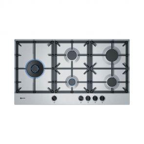 Neff T29DS79N0N inbouw gaskookplaat ACTIE op=op met FlameSelect en Duo-wokbrander