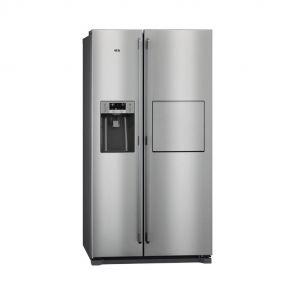 AEG RMB66111NX Amerikaanse koelkast met homebar ACTIE op=op!