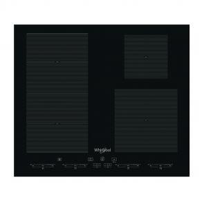 Whirlpool SMC604F/NE inductiekookplaat met FlexiSide zones ACTIE op=op!