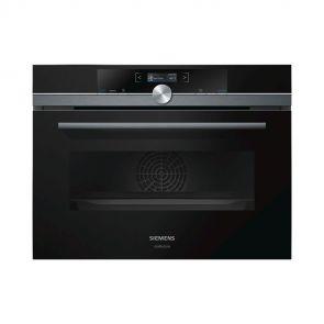Siemens CB875G0B2 inbouw oven 45 cm hoog met ActiveClean Pyrolyse reiniging