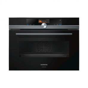 Siemens CS856GNB7 inbouw combistoomoven met FullSteam en HomeConnect