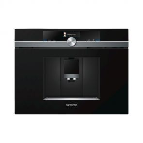 Siemens CT836LEB6 inbouw koffiemachine met Home Connect