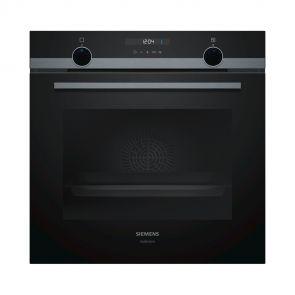 Siemens HB457G0B0 inbouw oven 60 cm hoog met cookControl10 en ecoClean Plus reiniging