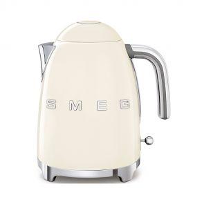 Smeg KLF03CREU retro 50's style Waterkoker, crème