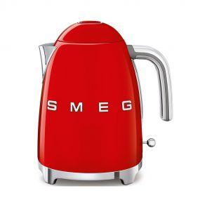 Smeg KLF03RDEU retro 50's style waterkoker, rood