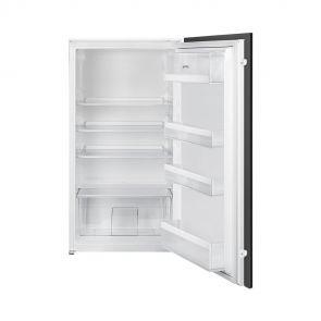 Smeg S3L100P1 inbouw koelkast met LED verlichting en groentelade