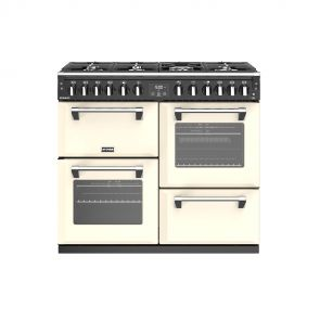 Stoves ST444994 Richmond S900 DF gasfornuis crème 90 cm breed