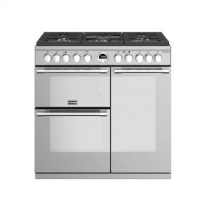 Stoves ST410013 Sterling S900 DF gasfornuis 90 cm breed RVS