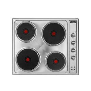 Etna TEK161RVS inbouw elektrische kookplaat