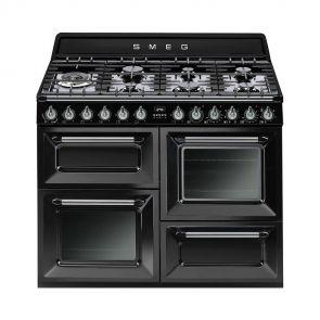 Smeg TR4110NNLK gasfornuis met 3 ovens nu met GRATIS Smeg waterkoker en broodrooster