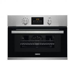 Zanussi ZOK37901XU inbouw oven 45 cm hoog