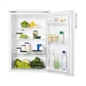 Zanussi ZRG16605WA koelkast vrijstaand met groentelade en LED verlichting