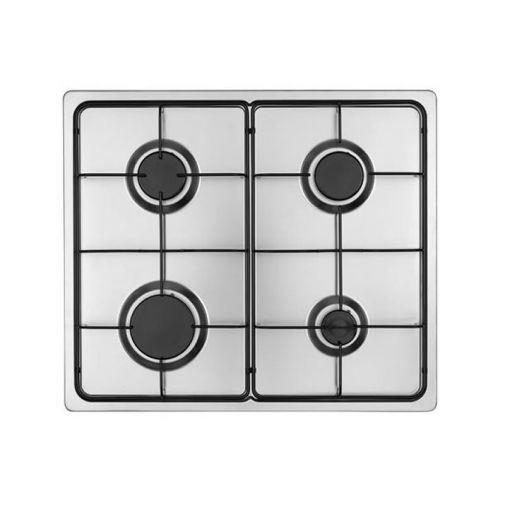 Etna A814VRVSA gaskookplaat te gebruiken in combinatie met oven