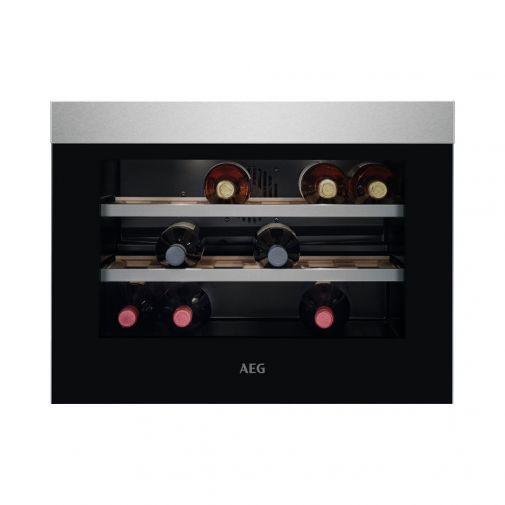 AEG KWK884520M inbouw wijnkoelkast ACTIE op=op! 45 cm hoog