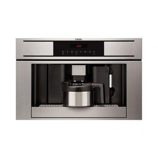 AEG PE3811-M inbouw koffiemachine restant model 38 cm hoog met thermoskan functie