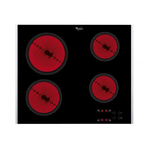 Whirlpool AKT809LX inbouw keramische kookplaat