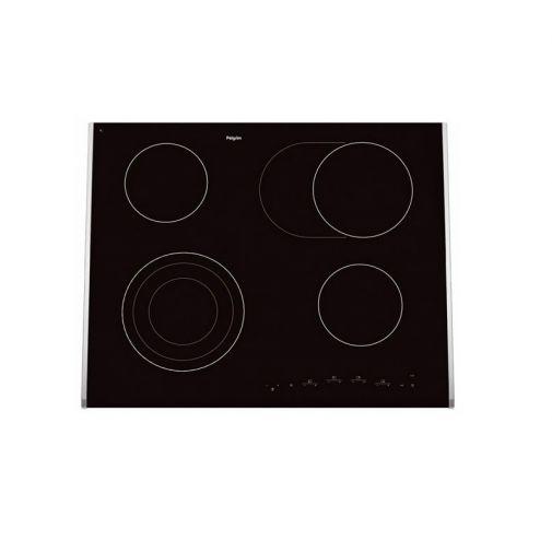 Pelgrim CKT764ONY inbouw keramische kookplaat