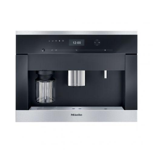 Miele CVA6401 clean steel inbouw koffieautomaat