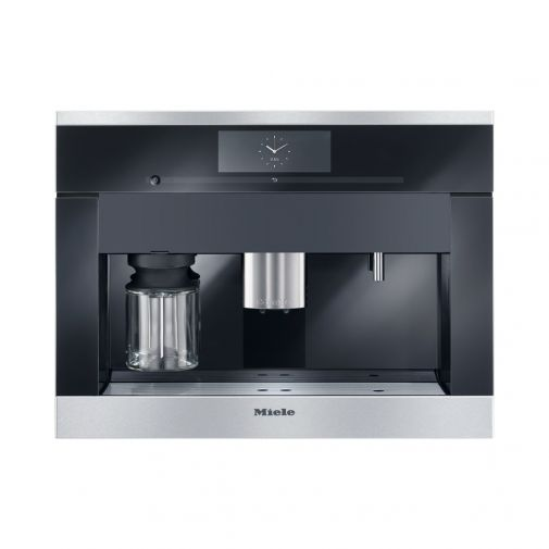 Miele CVA6805 clean steel inbouw koffieautomaat demo model