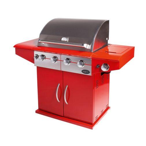 Boretti DaVinci Rosso outdoorkitchen gas BBQ