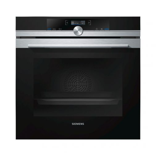 Siemens HB632GBS1 inbouw oven met Pizzastand en 4D Hetelucht
