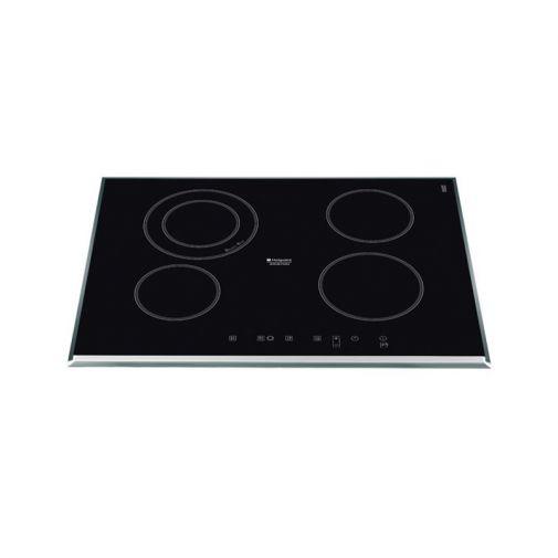 Hotpoint KRC741DZ inbouw keramische kookplaat