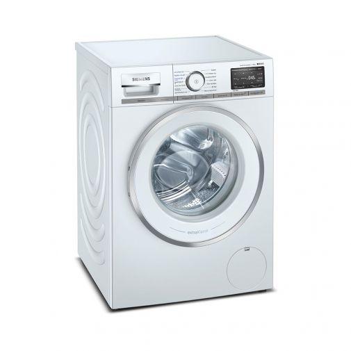Siemens WM6HXF90NL wasmachine restant model met HomeConnect en Trommelverlichting