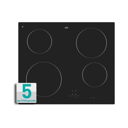 Etna T267ZT inbouw keramische kookplaat