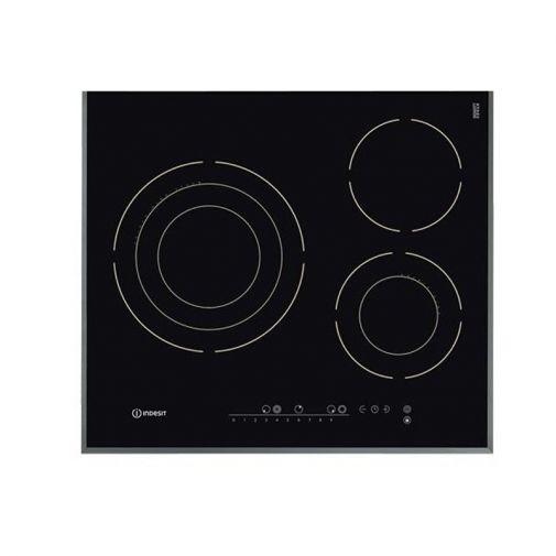 Indesit VRO632TD B inbouw keramische kookplaat