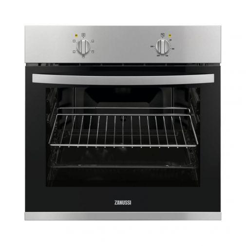 Zanussi ZOB10411XU inbouw oven met grill en boven-/onderwarmte (geen hetelucht)