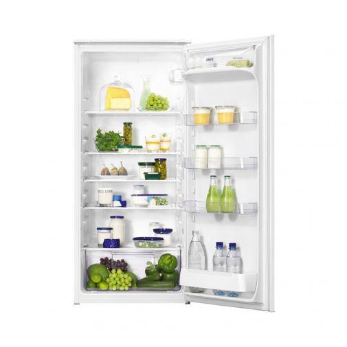 Zanussi ZBA23022SA inbouw koelkast met sleepdeur montage en groentelade