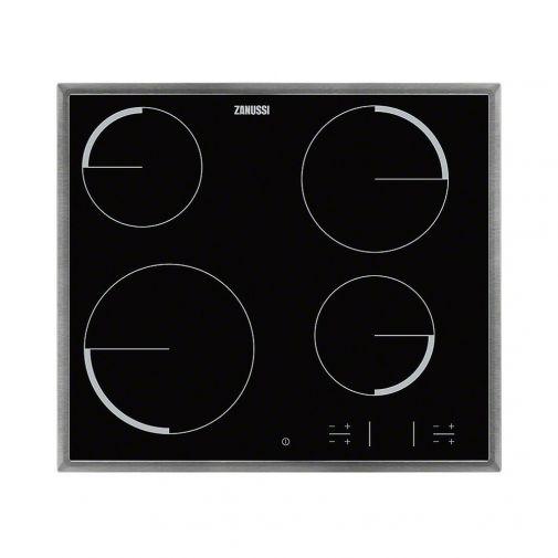 Zanussi ZEV6340XBA inbouw keramische kookplaat