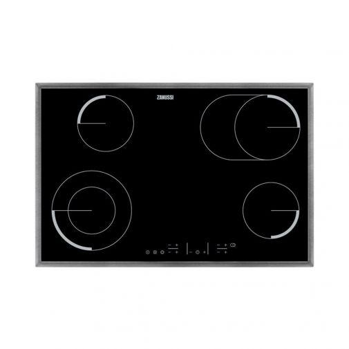 Zanussi ZEV8646XBA inbouw keramische kookplaat