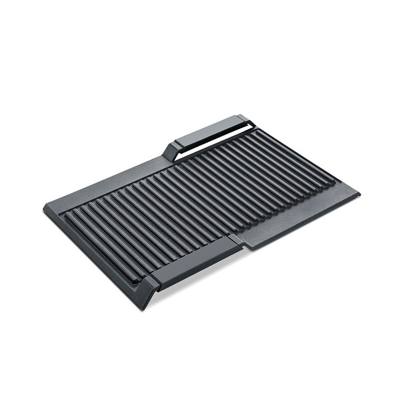 Siemens HZ390522 grillplaat voor flexInduction kookplaten