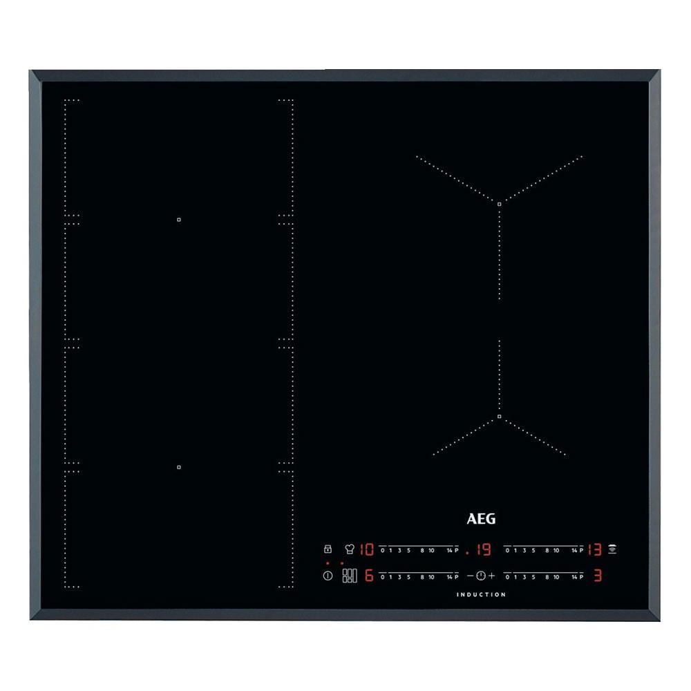 AEG IKE6447SFB inductie inbouwkookplaat