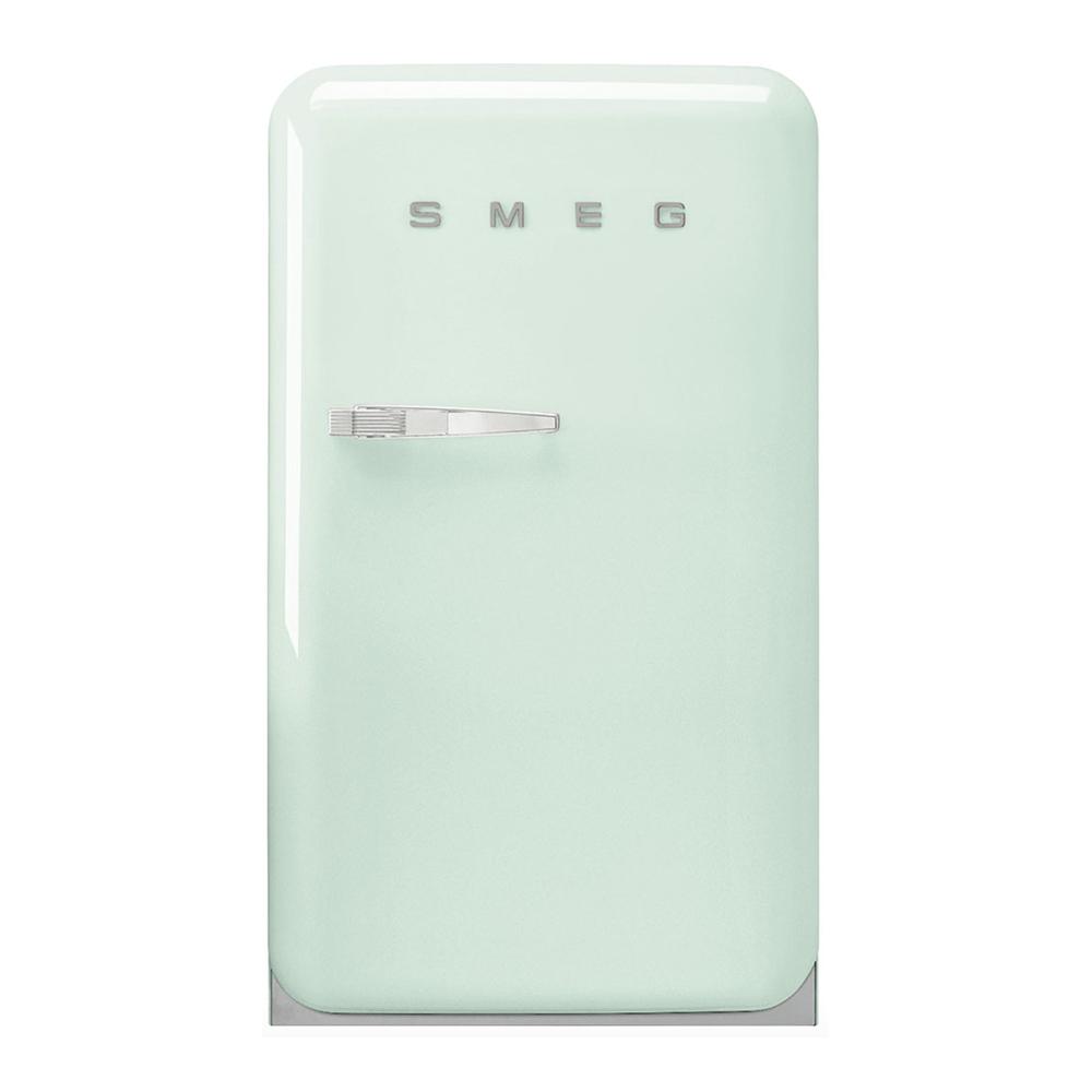 Smeg FAB10RPG5 koelkast met vriesvak, rechtsdraaiend, watergroen