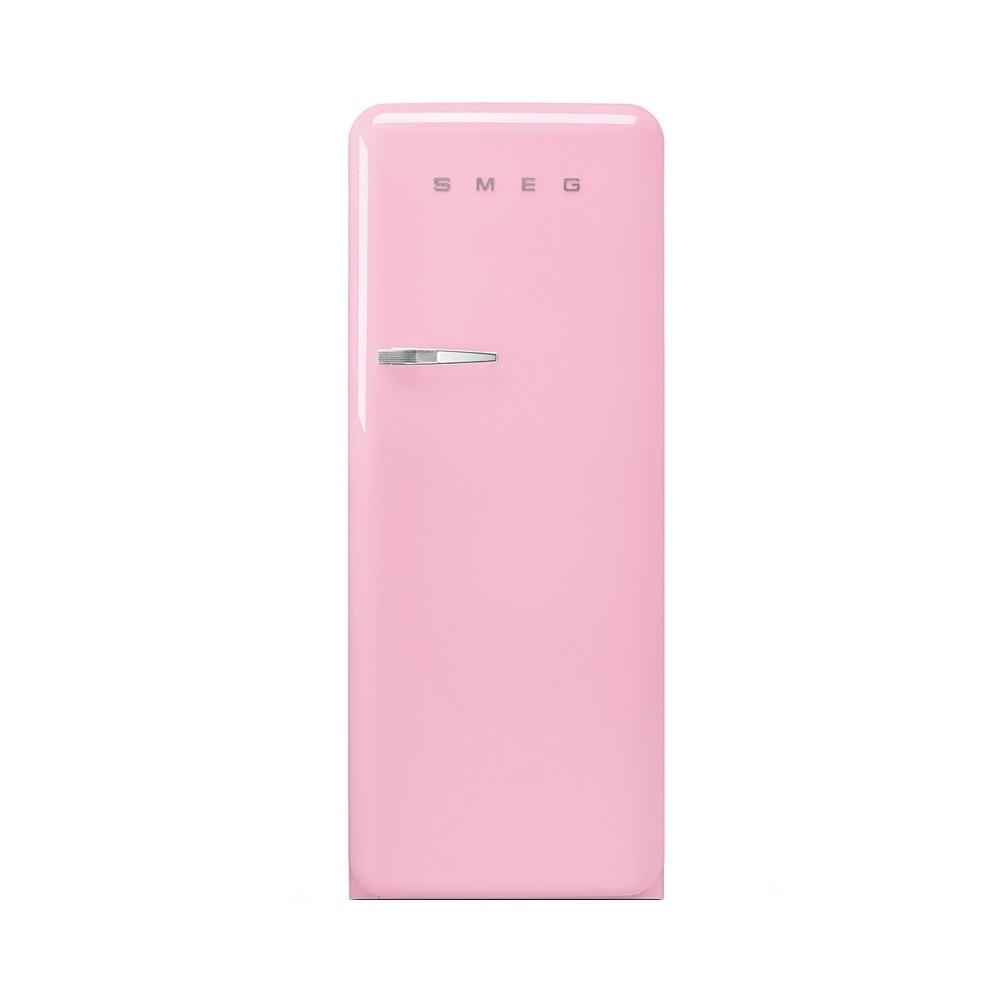 Smeg FAB28RPK3 koelkast met vriesvak, Rechtsdraaiend, Roze