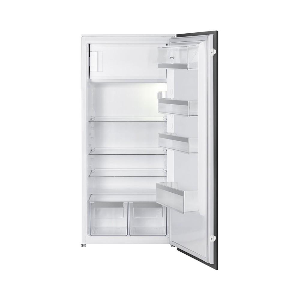 Smeg S7192CS2P1 inbouw koelkast met vriesvak en 2 gescheiden...