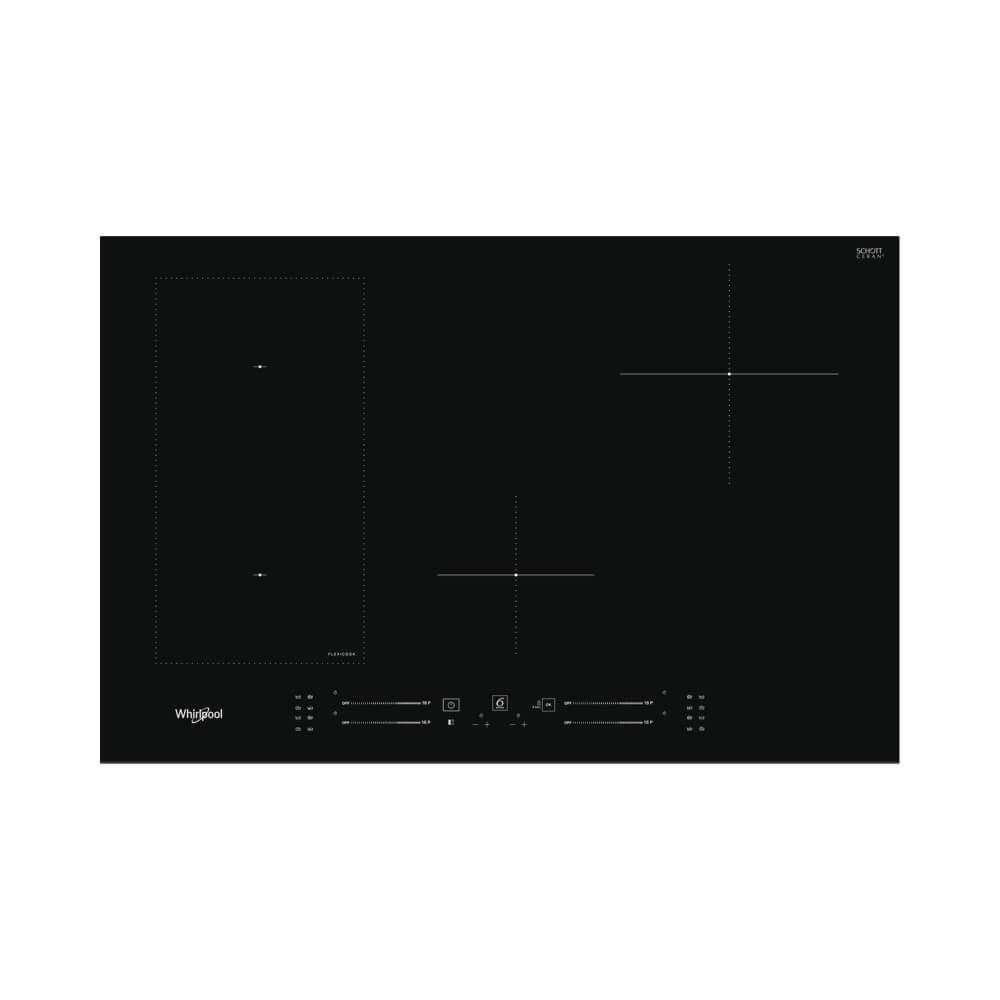 Whirlpool WL S3377 BF inductie inbouwkookplaat